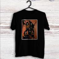 Kiss Classic Rock Custom T Shirt Tank Top Men and Woman