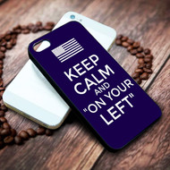 On Your Left captain on your case iphone 4 4s 5 5s 5c 6 6plus 7 case / cases