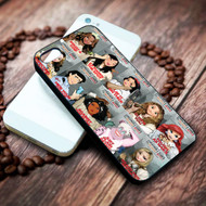 orange is the new black disNey character on your case iphone 4 4s 5 5s 5c 6 6plus 7 case / cases