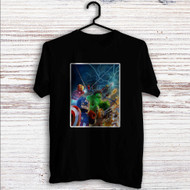 Marvel Superheroes Lego Custom T Shirt Tank Top Men and Woman