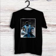 Sub Zero Mortal Kombat X Custom T Shirt Tank Top Men and Woman