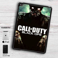 "Call Of Duty Black Ops Zombie iPad 2 3 4 iPad Mini 1 2 3 4 iPad Air 1 2 | Samsung Galaxy Tab 10.1"" Tab 2 7"" Tab 3 7"" Tab 3 8"" Tab 4 7"" Case"
