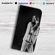 Bob Seger Custom Leather Wallet iPhone 4/4S 5S/C 6/6S Plus 7| Samsung Galaxy S4 S5 S6 S7 Note 3 4 5| LG G2 G3 G4| Motorola Moto X X2 Nexus 6| Sony Z3 Z4 Mini| HTC ONE X M7 M8 M9 Case