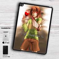 """Chara Undertale iPad 2 3 4 iPad Mini 1 2 3 4 iPad Air 1 2   Samsung Galaxy Tab 10.1"""" Tab 2 7"""" Tab 3 7"""" Tab 3 8"""" Tab 4 7"""" Case"""