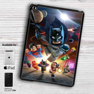 "DC Comics Superheroes Lego iPad 2 3 4 iPad Mini 1 2 3 4 iPad Air 1 2 | Samsung Galaxy Tab 10.1"" Tab 2 7"" Tab 3 7"" Tab 3 8"" Tab 4 7"" Case"