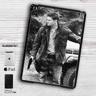 """Dean Winchester iPad 2 3 4 iPad Mini 1 2 3 4 iPad Air 1 2   Samsung Galaxy Tab 10.1"""" Tab 2 7"""" Tab 3 7"""" Tab 3 8"""" Tab 4 7"""" Case"""