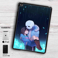 "Frisk and Sans Undertale iPad 2 3 4 iPad Mini 1 2 3 4 iPad Air 1 2 | Samsung Galaxy Tab 10.1"" Tab 2 7"" Tab 3 7"" Tab 3 8"" Tab 4 7"" Case"