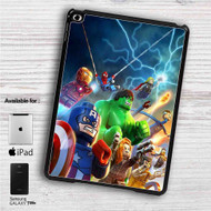 "Marvel Superheroes Lego iPad 2 3 4 iPad Mini 1 2 3 4 iPad Air 1 2 | Samsung Galaxy Tab 10.1"" Tab 2 7"" Tab 3 7"" Tab 3 8"" Tab 4 7"" Case"