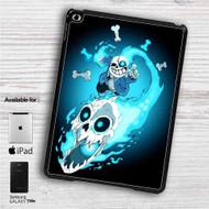 "Sans The Skeleton Undertale iPad 2 3 4 iPad Mini 1 2 3 4 iPad Air 1 2   Samsung Galaxy Tab 10.1"" Tab 2 7"" Tab 3 7"" Tab 3 8"" Tab 4 7"" Case"