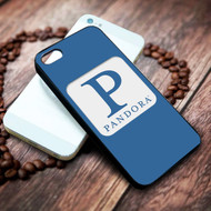 Pandora Radio on your case iphone 4 4s 5 5s 5c 6 6plus 7 case / cases