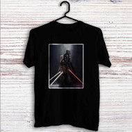 Darth Vader and Ahsoka Tano Custom T Shirt Tank Top Men and Woman