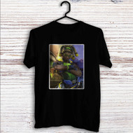 Lucio Overwatch Custom T Shirt Tank Top Men and Woman