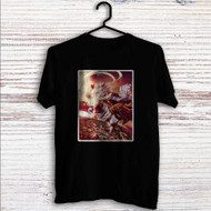 Natsu Dragneel and Lucy Fairy Tail Custom T Shirt Tank Top Men and Woman