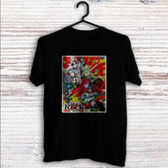 Samurai Jam Bakumatsu Rock Custom T Shirt Tank Top Men and Woman