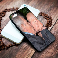 Patrick Stewart, Ian McKellen Kiss x meN marve on your case iphone 4 4s 5 5s 5c 6 6plus 7 case / cases