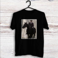 Thomas Shelby Peaky Blinders Custom T Shirt Tank Top Men and Woman