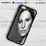 Barbra Streisand iPhone 4/4S 5 S/C/SE 6/6S Plus 7| Samsung Galaxy S4 S5 S6 S7 NOTE 3 4 5| LG G2 G3 G4| MOTOROLA MOTO X X2 NEXUS 6| SONY Z3 Z4 MINI| HTC ONE X M7 M8 M9 M8 MINI CASE