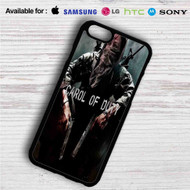 Carol of Duty The Walking Dead iPhone 4/4S 5 S/C/SE 6/6S Plus 7| Samsung Galaxy S4 S5 S6 S7 NOTE 3 4 5| LG G2 G3 G4| MOTOROLA MOTO X X2 NEXUS 6| SONY Z3 Z4 MINI| HTC ONE X M7 M8 M9 M8 MINI CASE