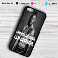 Conor Mcgregor I am Not Talented iPhone 4/4S 5 S/C/SE 6/6S Plus 7| Samsung Galaxy S4 S5 S6 S7 NOTE 3 4 5| LG G2 G3 G4| MOTOROLA MOTO X X2 NEXUS 6| SONY Z3 Z4 MINI| HTC ONE X M7 M8 M9 M8 MINI CASE
