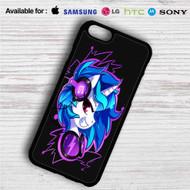 DJ Pon3 My Little Pony iPhone 4/4S 5 S/C/SE 6/6S Plus 7| Samsung Galaxy S4 S5 S6 S7 NOTE 3 4 5| LG G2 G3 G4| MOTOROLA MOTO X X2 NEXUS 6| SONY Z3 Z4 MINI| HTC ONE X M7 M8 M9 M8 MINI CASE