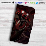 Foxy Five Nights At Freddy's Custom Leather Wallet iPhone 4/4S 5S/C 6/6S Plus 7| Samsung Galaxy S4 S5 S6 S7 Note 3 4 5| LG G2 G3 G4| Motorola Moto X X2 Nexus 6| Sony Z3 Z4 Mini| HTC ONE X M7 M8 M9 Case