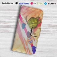 Lilo and Stitch Surfing Custom Leather Wallet iPhone 4/4S 5S/C 6/6S Plus 7| Samsung Galaxy S4 S5 S6 S7 Note 3 4 5| LG G2 G3 G4| Motorola Moto X X2 Nexus 6| Sony Z3 Z4 Mini| HTC ONE X M7 M8 M9 Case