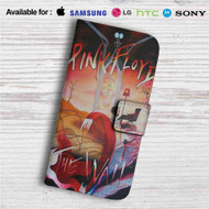 Pink Floyd The Wall Custom Leather Wallet iPhone 4/4S 5S/C 6/6S Plus 7| Samsung Galaxy S4 S5 S6 S7 Note 3 4 5| LG G2 G3 G4| Motorola Moto X X2 Nexus 6| Sony Z3 Z4 Mini| HTC ONE X M7 M8 M9 Case