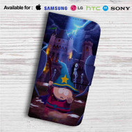 South Park The Stick of Truth Custom Leather Wallet iPhone 4/4S 5S/C 6/6S Plus 7| Samsung Galaxy S4 S5 S6 S7 Note 3 4 5| LG G2 G3 G4| Motorola Moto X X2 Nexus 6| Sony Z3 Z4 Mini| HTC ONE X M7 M8 M9 Case