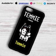 Temmie Undertale iPhone 4/4S 5 S/C/SE 6/6S Plus 7| Samsung Galaxy S4 S5 S6 S7 NOTE 3 4 5| LG G2 G3 G4| MOTOROLA MOTO X X2 NEXUS 6| SONY Z3 Z4 MINI| HTC ONE X M7 M8 M9 M8 MINI CASE