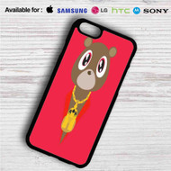 Yeezy Bear Kanye West iPhone 4/4S 5 S/C/SE 6/6S Plus 7| Samsung Galaxy S4 S5 S6 S7 NOTE 3 4 5| LG G2 G3 G4| MOTOROLA MOTO X X2 NEXUS 6| SONY Z3 Z4 MINI| HTC ONE X M7 M8 M9 M8 MINI CASE