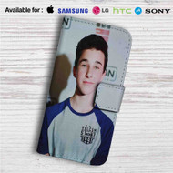 Hunter Rowland Custom Leather Wallet iPhone 4/4S 5S/C 6/6S Plus 7| Samsung Galaxy S4 S5 S6 S7 Note 3 4 5| LG G2 G3 G4| Motorola Moto X X2 Nexus 6| Sony Z3 Z4 Mini| HTC ONE X M7 M8 M9 Case