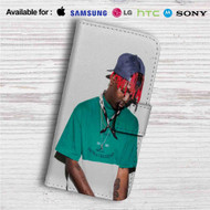 Lil Yachty Custom Leather Wallet iPhone 4/4S 5S/C 6/6S Plus 7| Samsung Galaxy S4 S5 S6 S7 Note 3 4 5| LG G2 G3 G4| Motorola Moto X X2 Nexus 6| Sony Z3 Z4 Mini| HTC ONE X M7 M8 M9 Case