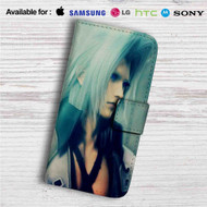 Sephiroth Final Fantasy VII Custom Leather Wallet iPhone 4/4S 5S/C 6/6S Plus 7| Samsung Galaxy S4 S5 S6 S7 Note 3 4 5| LG G2 G3 G4| Motorola Moto X X2 Nexus 6| Sony Z3 Z4 Mini| HTC ONE X M7 M8 M9 Case