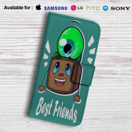 Septiceye Sam and Tiny Box Tim Custom Leather Wallet iPhone 4/4S 5S/C 6/6S Plus 7| Samsung Galaxy S4 S5 S6 S7 Note 3 4 5| LG G2 G3 G4| Motorola Moto X X2 Nexus 6| Sony Z3 Z4 Mini| HTC ONE X M7 M8 M9 Case