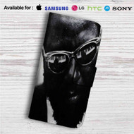 Thelonious Monk Custom Leather Wallet iPhone 4/4S 5S/C 6/6S Plus 7| Samsung Galaxy S4 S5 S6 S7 Note 3 4 5| LG G2 G3 G4| Motorola Moto X X2 Nexus 6| Sony Z3 Z4 Mini| HTC ONE X M7 M8 M9 Case