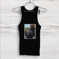 Bucky With Shield Custom Men Woman Tank Top T Shirt Shirt