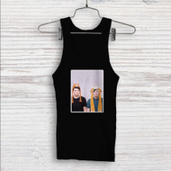 Dan And Phil Small Llama Custom Men Woman Tank Top T Shirt Shirt