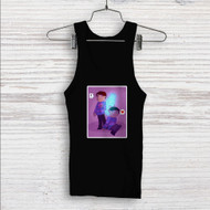 Dan and Phil Undertale Custom Men Woman Tank Top T Shirt Shirt