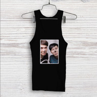 Dan and Phil Custom Men Woman Tank Top T Shirt Shirt