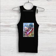 Shulk Super Smash Bros Custom Men Woman Tank Top T Shirt Shirt