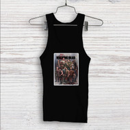 The Walking Dead All Characters With Zombie Custom Men Woman Tank Top T Shirt Shirt