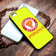Popeyes Louisiana Kitchen on your case iphone 4 4s 5 5s 5c 6 6plus 7 case / cases