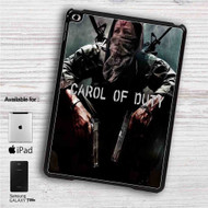 "Carol of Duty The Walking Dead iPad 2 3 4 iPad Mini 1 2 3 4 iPad Air 1 2 | Samsung Galaxy Tab 10.1"" Tab 2 7"" Tab 3 7"" Tab 3 8"" Tab 4 7"" Case"