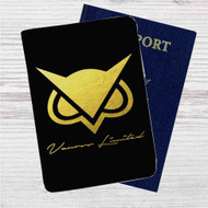 Vanossgaming Logo Custom Leather Passport Wallet Case Cover