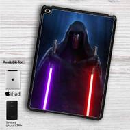 "Darth Revan Star Wars iPad 2 3 4 iPad Mini 1 2 3 4 iPad Air 1 2 | Samsung Galaxy Tab 10.1"" Tab 2 7"" Tab 3 7"" Tab 3 8"" Tab 4 7"" Case"