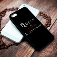queen of fucking everything Iphone 4 4s 5 5s 5c 6 6plus 7 case / cases
