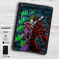 "Joker and Carnage HaHaHa iPad 2 3 4 iPad Mini 1 2 3 4 iPad Air 1 2 | Samsung Galaxy Tab 10.1"" Tab 2 7"" Tab 3 7"" Tab 3 8"" Tab 4 7"" Case"