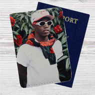 Lil Yachty Hip Hop Custom Leather Passport Wallet Case Cover
