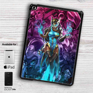 "Symmetra Overwatch iPad 2 3 4 iPad Mini 1 2 3 4 iPad Air 1 2 | Samsung Galaxy Tab 10.1"" Tab 2 7"" Tab 3 7"" Tab 3 8"" Tab 4 7"" Case"