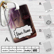 Crona and Ragnarok Soul Eater Custom Leather Luggage Tag